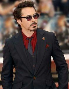 Robert Downey Jr, Robert Jr, Iron Man Avengers, Ironman, Iron Man Tony Stark, Actrices Hollywood, Man Thing Marvel, Downey Junior, Marvel Actors