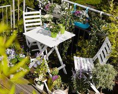 #deco #decoration #homify #jardin #relax #vert