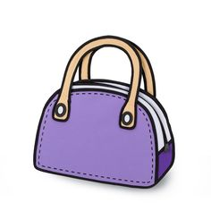 Carly Sweetie Handbag by Jump From Paper