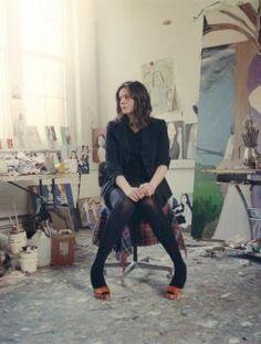 Chantal Joffe - Page - Interview Magazine