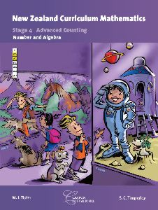 NZ Curriculum Mathematics, Stage 4 to Advanced Counting, Early Additive, Advanced Additive and Advanced Multiplicative NZ Maths Books from Caxton Educational (CaxEd) Math Books, Numeracy, Maths, Mathematics, Counting, Curriculum, New Zealand, Stage, Education