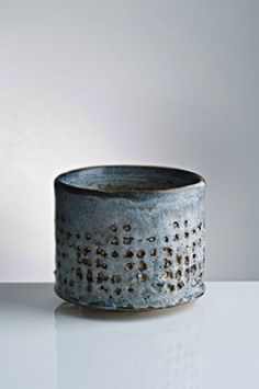 Gary Wood; Glazed Ceramic Tea Bowl.