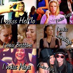 My #Brittana & #HeYa Feels ❤