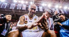Stephon Marbury retires from basketball after finding new life as a hero in China Stephon Marbury, I Love Basketball, New Life, Retirement, All Star, Respect, Growing Up, How To Become, Career