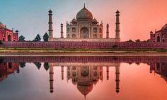 Fondo pantalla Taj Mahal