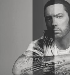 Eminem for Interview Magazine December 2017