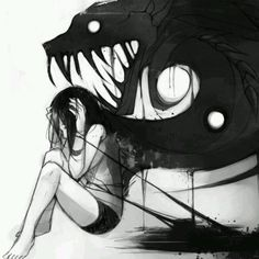 monsters dont sleep under your bed they sleep inside your head - Google Search