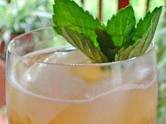 May 30: Mint Julep Day | The mint julep was introduced at the Kentucky Derby in the 1930s and has since become the event's official drink. The Derby serves more than 100,000 on race day! #FoodHoliday