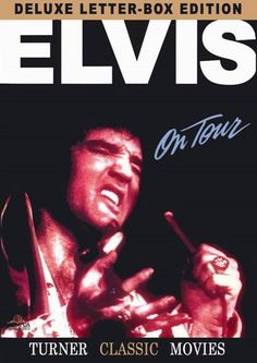 ELVIS ON TOUR DVD-R (1972)