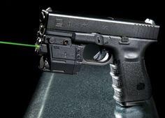 Glock laser van Viridian