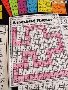 Addition fact fluency activities and ideas that are AMAZING! READ RIGHT AWAY!