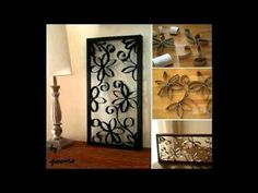 30 Homemade Toilet Paper Roll Art Ideas For Your Wall Decor - YouTube