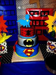 super hero birthday party ideas - Google Search