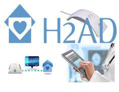 H2AD : spécialisé dans la surveillance à domicile des patients souffrant de maladies chroniques : insuffisance cardiaque, insuffisance respiratoire, diabète, hypertension artérielle