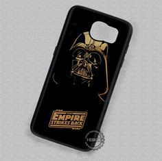 The Empire Strikes Back Darth Vader - Samsung Galaxy S7 S6 S5 Note 7 Cases & Covers