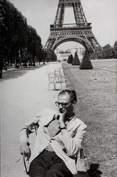 Arthur Miller, Paris, 1961, uncredited