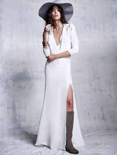 Free People Alabama Gown, $550.00