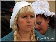 Coiffe de paysanne Provençale...    http://mistoulinetmistouline.eklablog.com/