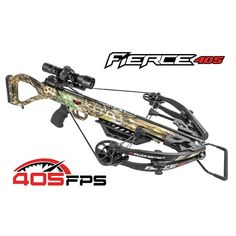 Killer Instinct Bone Collector Fierce 405 Crossbow with Pro Package Arrow Quiver, Built In Dishwasher, Kinetic Energy, Crossbow, The Collector, Brother, Walmart, Packaging, Big
