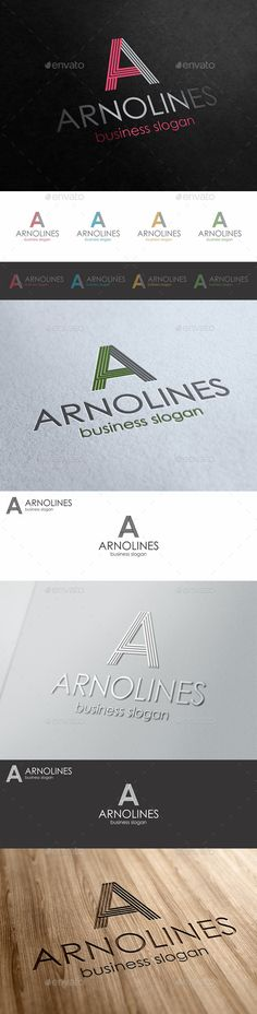 A Logo Letter Template – multi line letter A logo, suited for your company initial logo. A Letter Business Shape Monogram Logo Template – Great logo template suitable for companies whose name starts with the letter A. Is a multipurpose logo. This logo that can be used by multi media developers, design agencies, web designers, financial and capital, insurance company, pharmaceutical, software companies and applications, etc.
