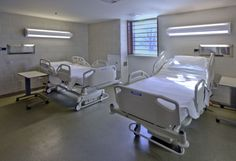 RSC Architects - Bergen Regional Medical Center - D-1 Forensic Unit