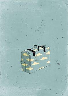 Illustrations by Alessandro Gottardo - Ananas à Miami