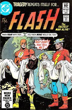 The Flash #305