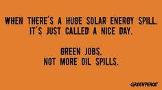 Don't you love solar spills?