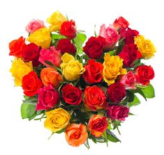 BANCO DE IMÁGENES: 20 fotos gratis de rosas, tulipanes y arreglos florales...