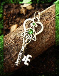 Summer Goddess Fantasy Key by ArtbyStarlaMoore on Etsy, $17.00