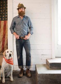 RG - one man & his dog