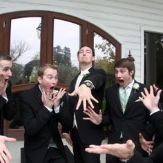 Moments – Groom Ring.  So funny