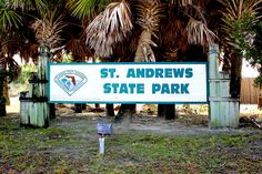 St Andrews State Park, Panama City Beach, FL    One of my favorite places to snorkle,  fish and camp! Beautiful clear water and super clean grounds.