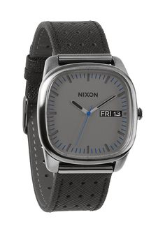 The Identity - Black / Gunmetal | Nixon