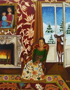 All that I am, or hope to be, I owe to my angel mother.  Abraham Lincoln  Happy Holidays