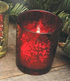 Rustic Red Glass Tea Light Candle Holders, Set of 12 Best Picture For candle holders fireplace For Your Taste You are looking for something, and it is going to tell you exactly what you are looking fo Glass Votive Candle Holders, Christmas Candle Holders, Candle Holder Set, Votive Candles, Tea Light Candles, Tea Lights, Fireplace Candle Holder, Candle Accessories, Red Glass