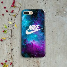 "Space Nike iPhone case   Our cases, bumpers and flip wallet cases are manufactured of high quality materials. Type of Device you can choose from the drop down menu  This listing for slim plastic case  ""Slim"" cases: This case is made of eco-friendly plastic. It is very thin and does not increase the size of the phone, but very durable and provides reliable protection. We have full wrap 3-D print, so all the sides and edges of the phone are also printed. Print does not disappear and does not…"