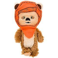 STAR WARS Ewok Plush Dog Toy,