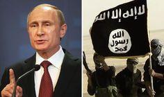 Vladimir Putin has waged war on Islamic State militants