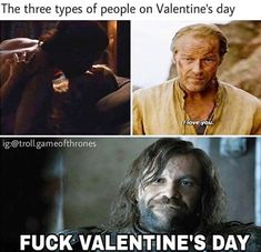 Yeahh..... I'm more the hound, I'm forever alone