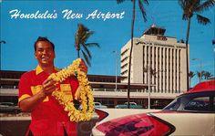 Honolulu Airport Aloha by Kamaaina56, via Flickr