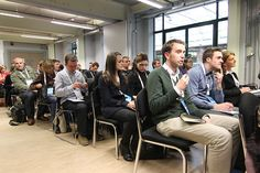 Experts Suite Audience by ionSearch, via Flickr