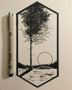 #drawing #dailydrawings #illustration #ink #inkdrawing #landscape #geometry #artofdrawingg #iblackwork #art_spotlight #artshelp #art #artoftheday #artistic #artgallery #sketch #sketchbook #sketch_daily #draw #pen #dailyart #dailysketch #blackwork