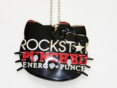 Hello Kitty Rockstar Punched necklace
