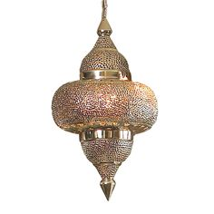 Pierced Moroccan Lantern. just  bought antique one similar to this for my outdoor room. Love it!