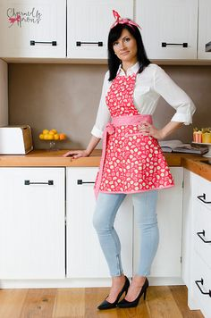 Get this look: http://lb.nu/look/7836696  More looks by Liivika  Mäekuusk: http://lb.nu/charmedbyaprons  Items in this look:  Charmed By Aprons Juicy Watemelon