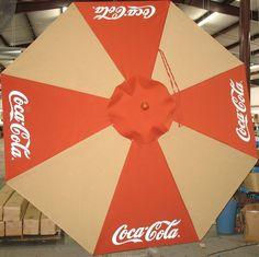 Coke Logo Umbrella (771×768)