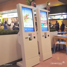 We make premium digital kiosks. We are proud to continue manufacturing high quality digital kiosks and billboards for indoor and outdoor with more than 20 years of experience. Digital Kiosk, Digital Signage, Self Service, Multimedia, Innovation, Retail, Indoor, Restaurant, Technology