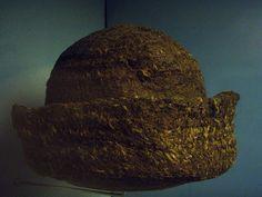 Irish, 15th c. Shaggy Felt cap