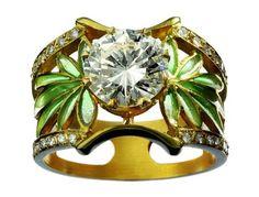 Masriera Diamond Ring